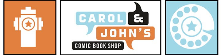 Carol and John's Comic Book Shop