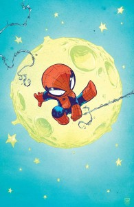 SpidermanYoungBaby