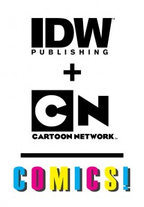 IDWCartoonNetwork