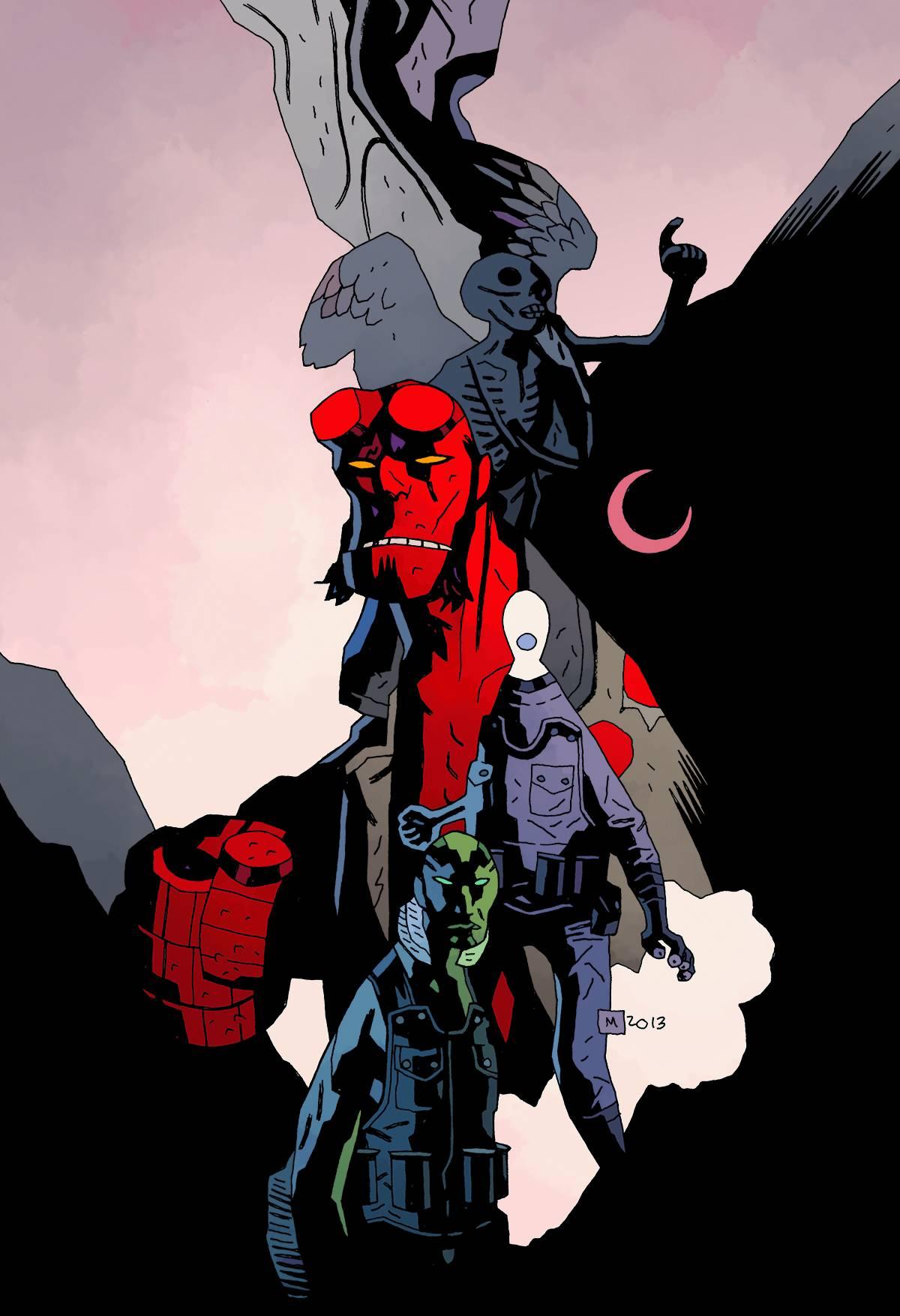 Hellboy Comics Online Free