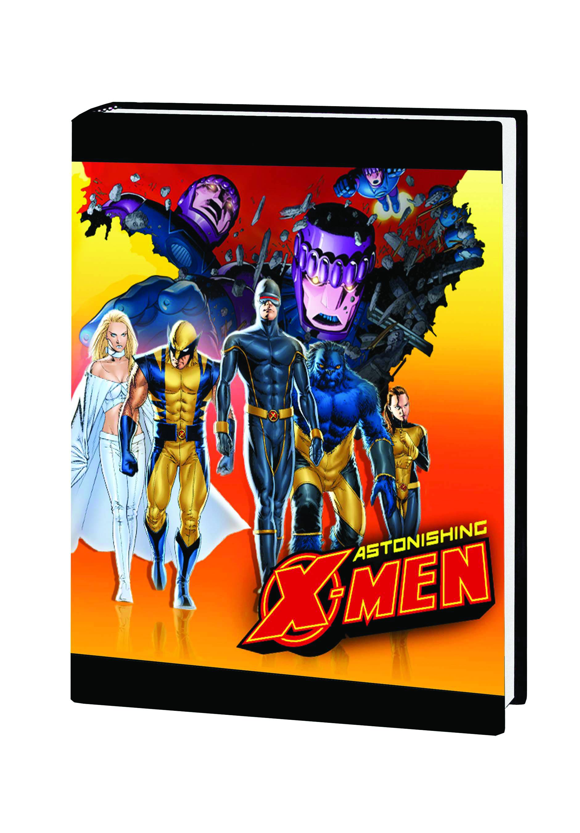 Ashtonishing X-Men Gifted GN