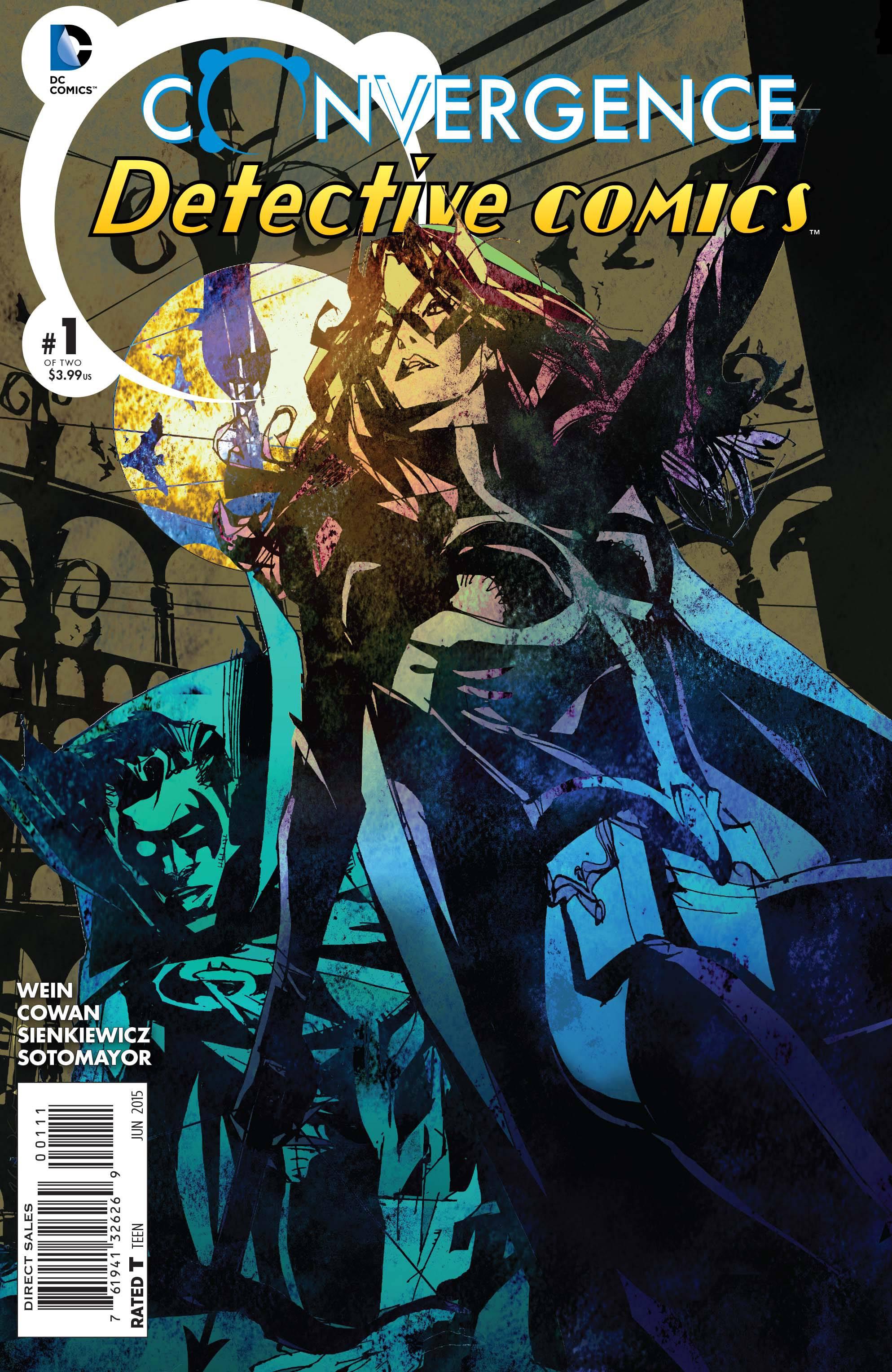 Convergence Detective Comics #1