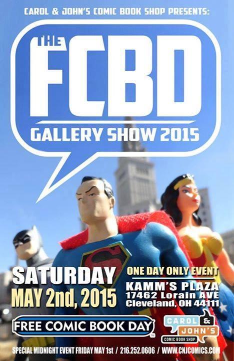 FCBD Art Show