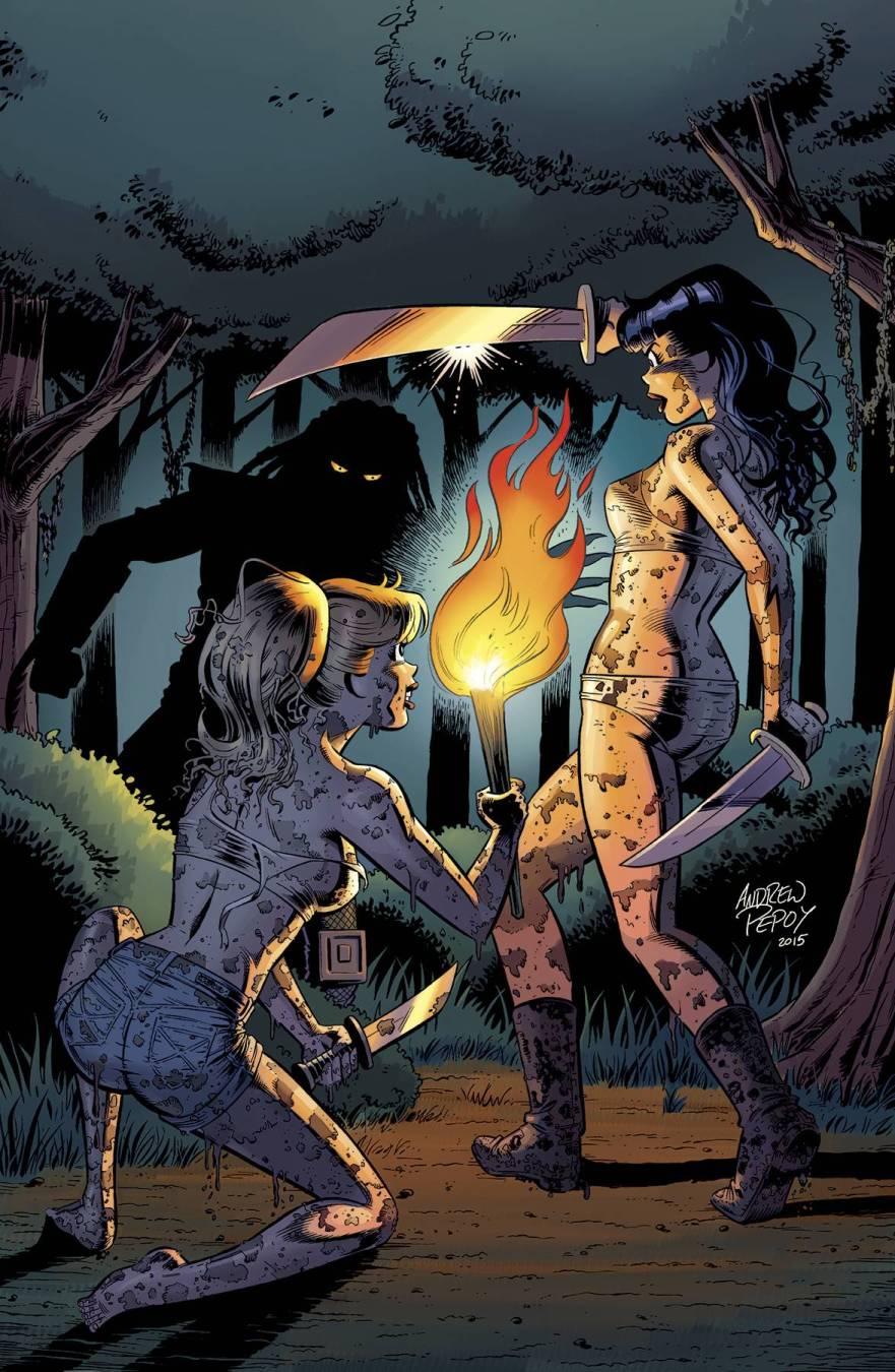 Archie Vs Predator #4