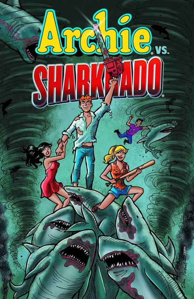 Archie Vs Sharknado #1