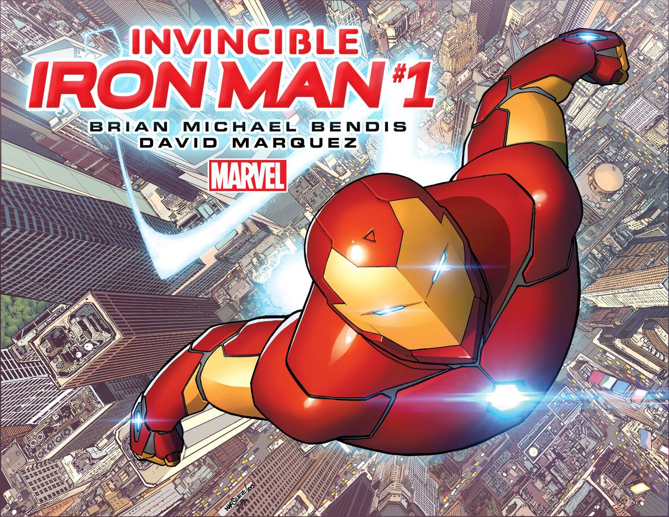 Invinceable Iron Man #1