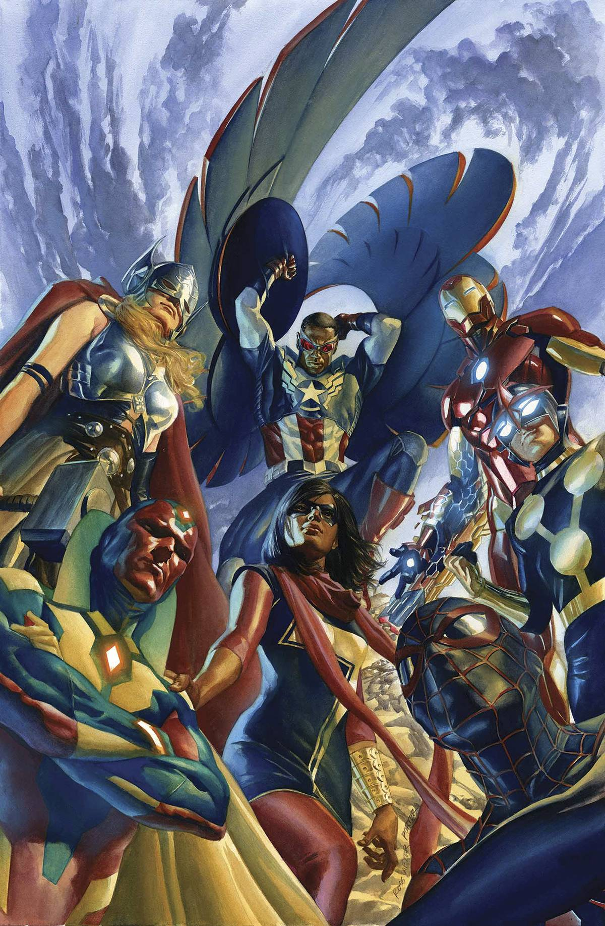 All New Avengers #1