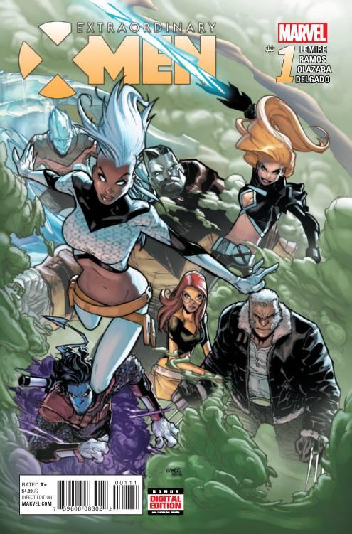 Extrodenary X-Men _1