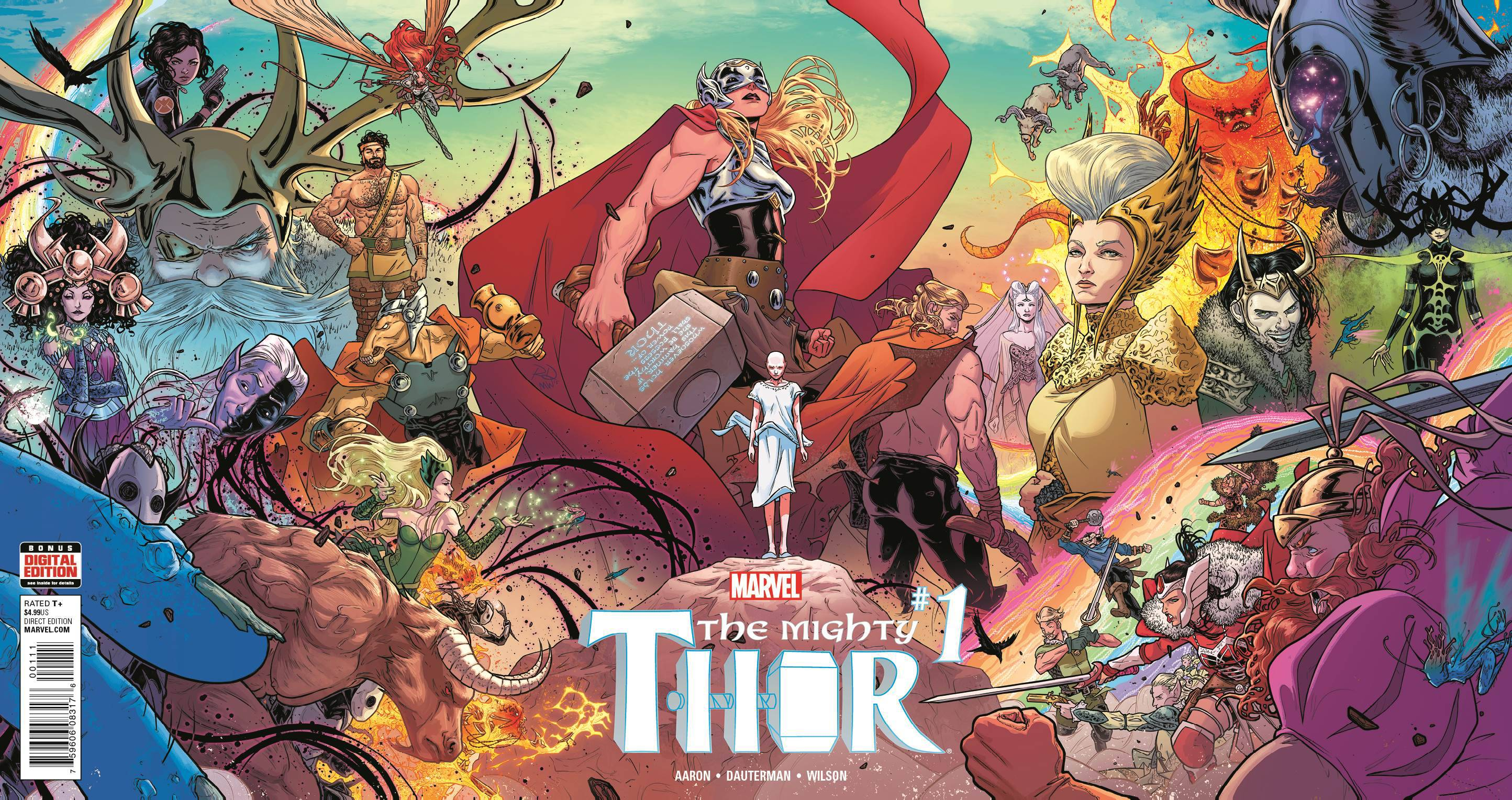 Mighty Thor #1