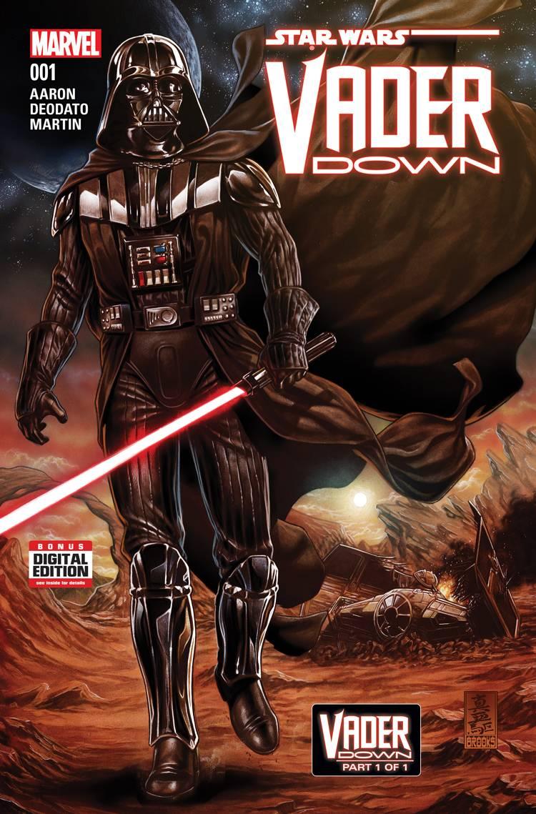 Star Wars Vader Down #1