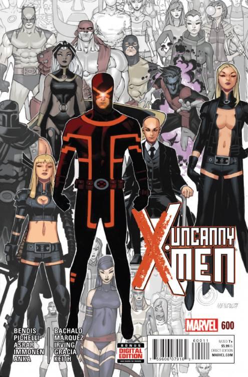 Uncanny X-Men _600