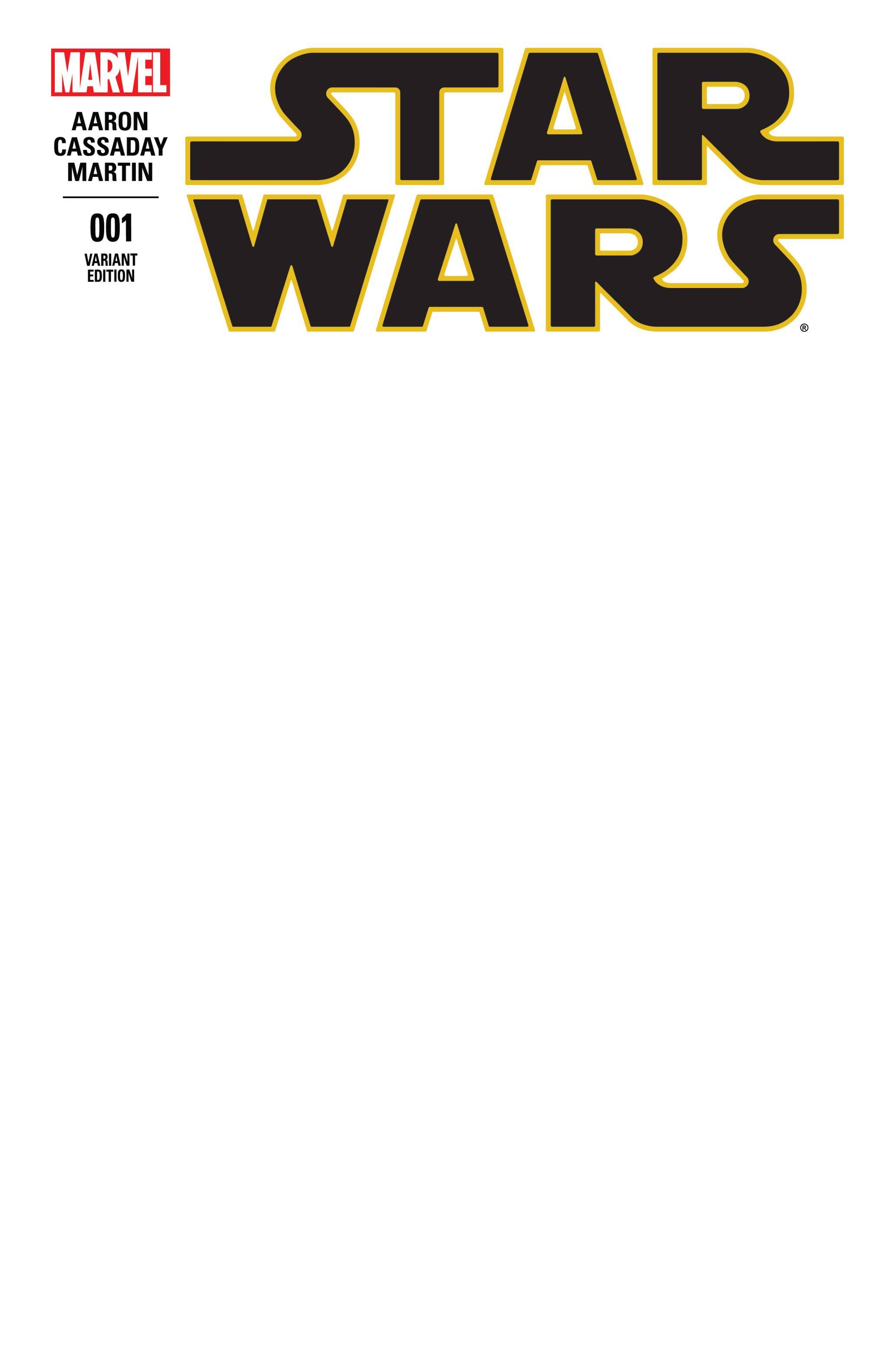 Star Wars Blank