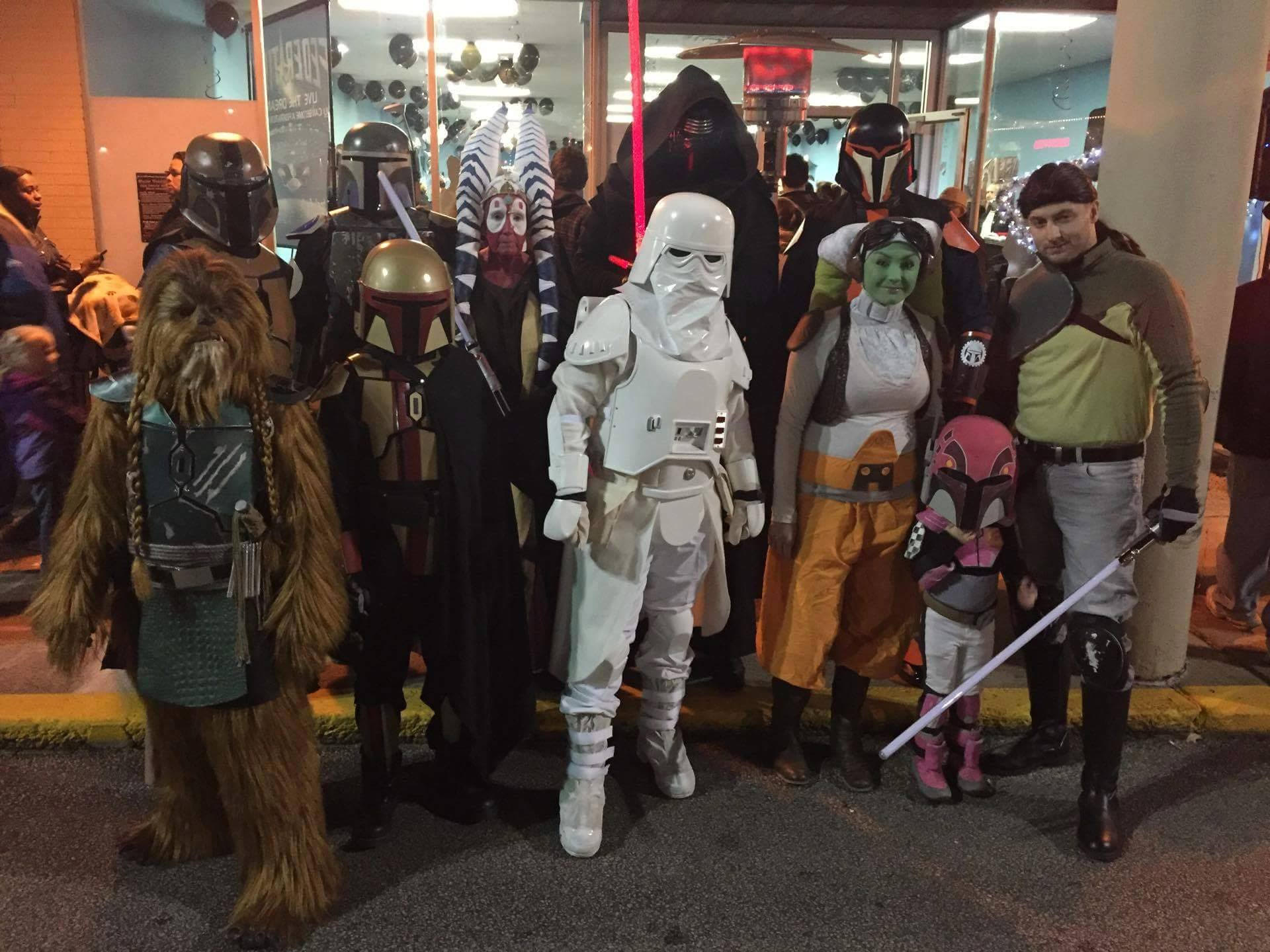 starwarscosplay