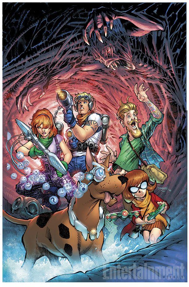Scooby Doo #1