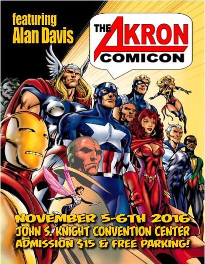 Akron Comicon