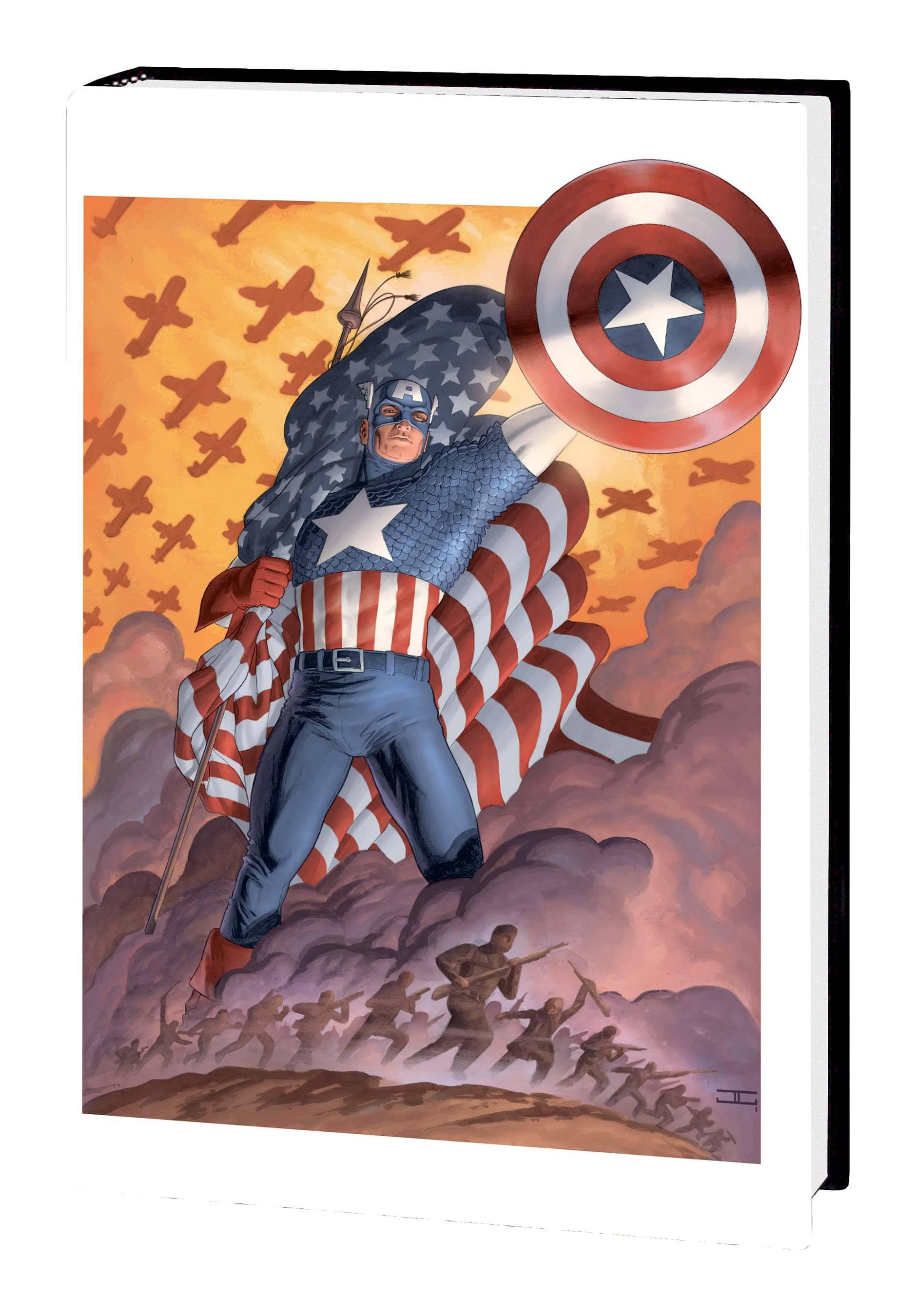 Captain America New Deal