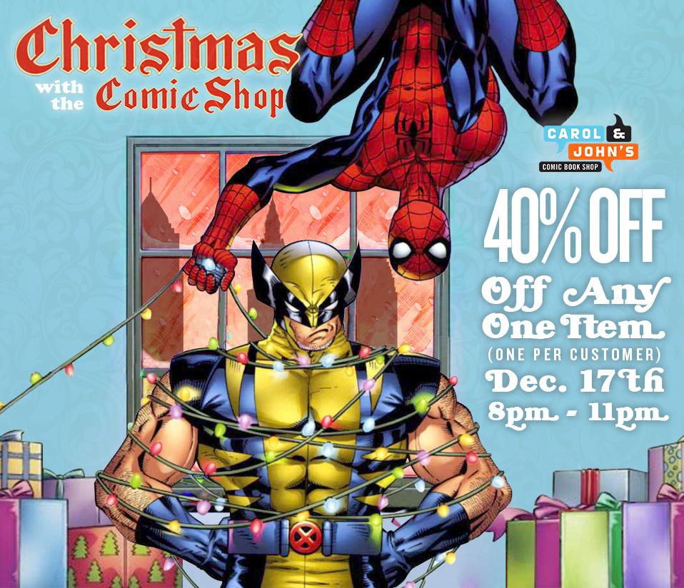 John persons comics for sale - 2016_christmas_coupon_final